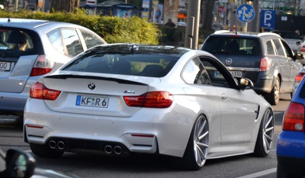 bmw spotted in german
