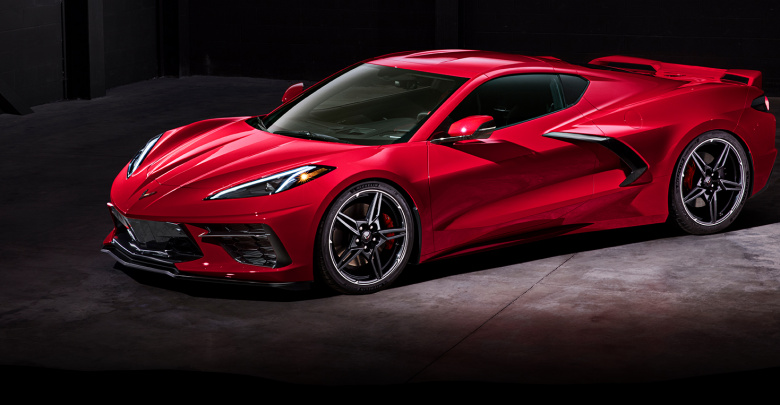 corvette c8 unveil